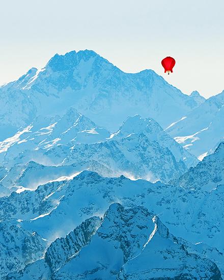 Alpenüberquerung mit dem EUTER